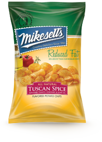 Reduced Fat Tuscan Spice Potato Chips