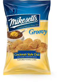 Cincinnati Style Chili Groovy Potato Chips
