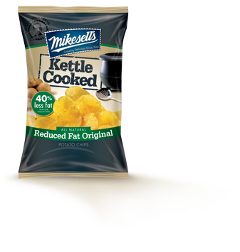 Original Reduced Fat  Kettle Cooked Potato Chips