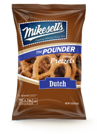 Dutch Pretzels