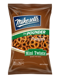 Mini Twist Pretzels