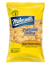 Movie Theater Butter Puffcorn Delites